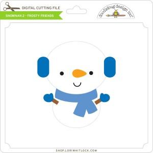 DB-Snowman-2-Frosty-Friends