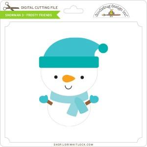 DB-Snowman-3-Frosty-Friends