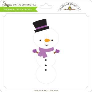 DB-Snowman-Frosty-Friends