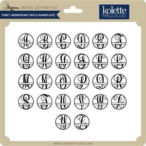 KH-Fancy-Monogram-Circle-Nameplate