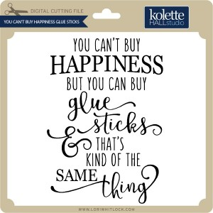 KH-You-Can't-Buy-Happiness-Glue-Sticks