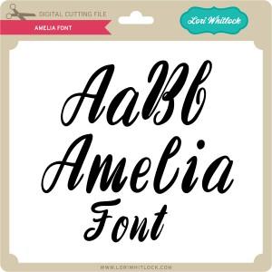 LW-Amelia-Font