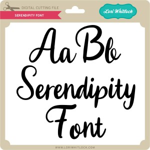 LW-Serendipity-Font
