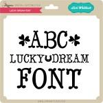 LW-Lucky-Dream-Font