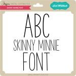 LW-Skinny-Minnie-Font