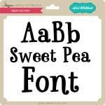 LW-Sweet-Pea-Font
