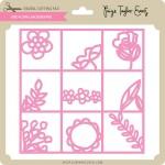 PE-Grid-Floral-Background