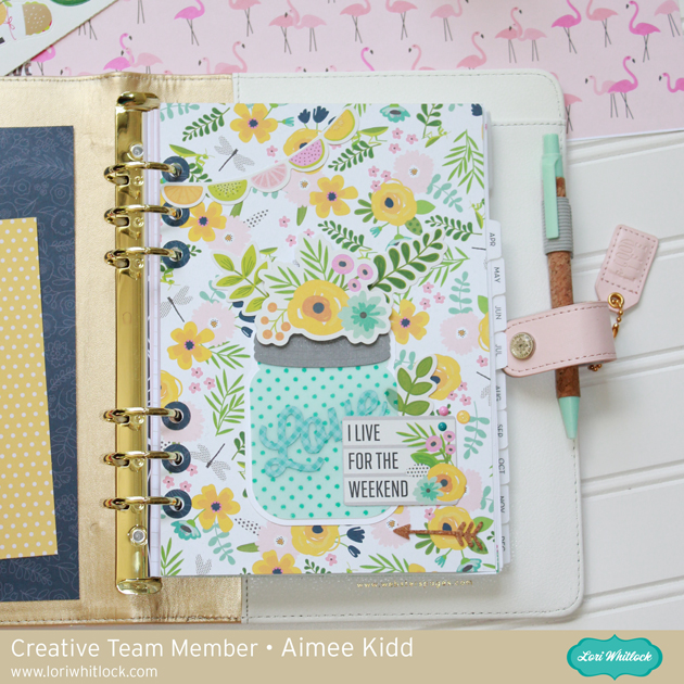 A5 Planner Dashboard Tutorial with Aimee