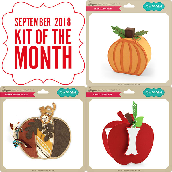 September Kit of the Month
