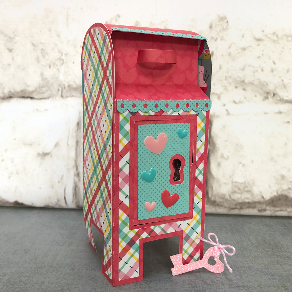 New in Shop: Valentine Mailbox 2