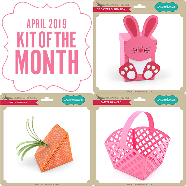 2019 April Kit of the Month