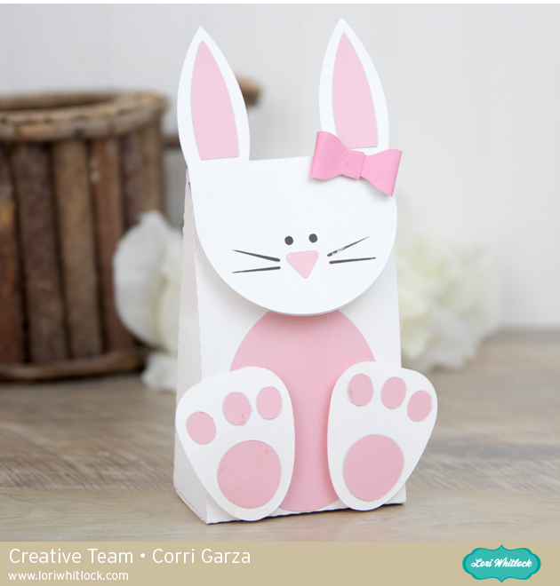 Easter Bunny Box Tutorial with Corri
