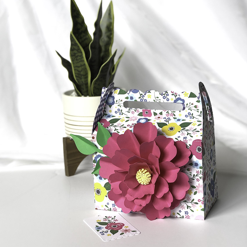 Easy Paper Flower Tutorial With Michelle